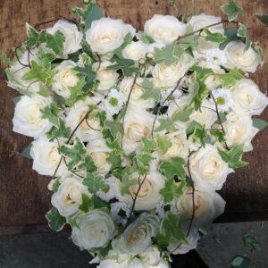 Blomster Med Hjertet